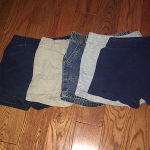 Boys Pull On Shorts Lot